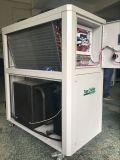 Refrigerador industrial refrigerado a ar de 18kw-59kw para máquina de moldagem por sopro de garrafa de plástico