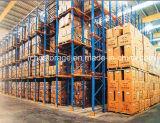 Привод большой мощности через шкаф паллета для стеллаж для выставки товаров пакгауза