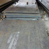 Plaque élevée résistante à l'usure d'acier de manganèse