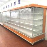 Congelador aberto do refrigerador de Multideck dos refrigeradores do produto do supermercado