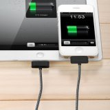 30 speld USB Sync en Charging Data Cable voor iPhone 4/4s/iPod