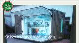 빠른 임명 편리한 이동할 수 있는 Prefabricated 또는 조립식 다방 또는 바