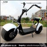 """trotinette"" 2017 elétrico de Harley da carga da cidade Coco/1000W Harley Scooter/1500W 200kgs de Zyao 60V"