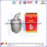 Tzpの消音装置のディーゼル機関の予備品