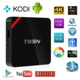 T95n Android 5.1 Smart TV Box S905 Amlogic S912 1GB / 8GB 2GB / 16GB OEM TV Box