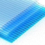 Strato trasparente del favo del policarbonato di Xinhai per i materiali di disegno interno