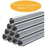 Barandillas de escalera con alta calidad de tubo redondo de acero inoxidable