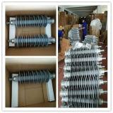 Type en caoutchouc 33kv 11kn de Pin d'isolant de Slicon