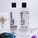 Il condizionatore naturale dei capelli con l'idratazione dell'acqua della noce di cocco rinforza i capelli
