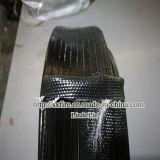 50mm mangueira preta do PVC Layflat de Duraline de 10 barras