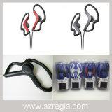 Il più bene Mobile in trasduttore auricolare corrente impermeabile delle cuffie dell'orecchio con il Mic