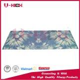 Couvre-tapis Non- de Pilates de couvre-tapis de yoga de PVC d'impression de glissade