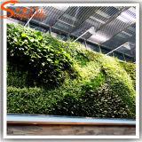 ホーム装飾の人工的なプラント草の壁