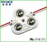 Shenzhen DC12V IP67 SMD LED Lamp Module Produto 0.72W