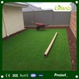 튼튼한 정원사 노릇을 하는 정원 인공적인 잔디 또는 뗏장 또는 잔디밭