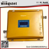 GSM 900MHz 2g 3G de alta ganancia repetidor de señal móvil