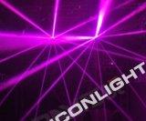 DJ 5r 스캐너 광속 이동하는 맨 위 단계 빛