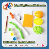 Jouet en plastique de peinture d'oeufs du jeu éducatif drôle DIY