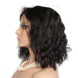 Bob perruque frisée/Full Lace Wig/Lace Front Wig