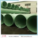 Mola de resina de poliéster fibra de tubo de água/óleo/água de transporte de gás e produtos químicos