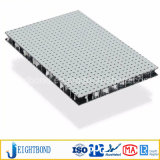 Perforated алюминиевый сот обшивает панелями алюминиевую ненесущую стену алюминия панели сандвича