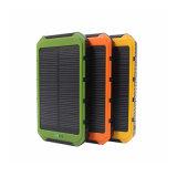 10000mAh 태양 에너지 은행 이중 USB 보편적인 태양 충전기 Powerbank