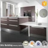 Cabinet de cuisine à haute technologie de style design moderne