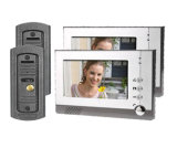 Домашняя средства обеспечения безопасности видео телефон двери дверь с 7-дюймовый монитор