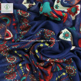Madame neuve Fashion Scarf Shawl avec le gland estampé par anarcadier