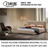De model Koning en Koningin Size Bed Furniture G7007 van de Stof
