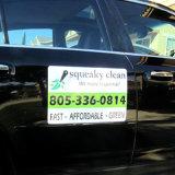 O ímã de alta resolução impermeável do carro assina a impressão
