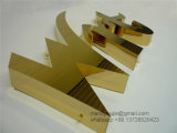 Lettere placcate oro dell'acciaio inossidabile