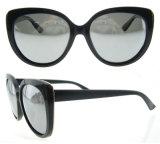 Lunettes de soleil promotionnelles de protection des lunettes de soleil UV400 de mode