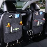 Организатор крышки заднего сиденья автомобиля вспомогательного оборудования автомобиля Multi-Карманн промотирования изготовленный на заказ