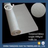 Stof op hoge temperatuur van de Glasvezel van de Brand de Bewijs Texturized
