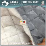 Ткань полиэфира решетки 4*4 выстегивая для кровати