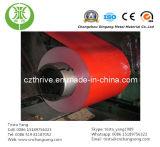 Bobine en acier revêtue de couleur (galvanisé, métal de base galvalume)