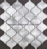 アルミニウムモザイク・タイル石造りのMatelは装飾の台所Backsplashの浴室の壁のタイルAasllb2301をタイルを張る