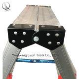 De Engelse StandaardLadder van de Kruk van de Stap van Aluminium 131