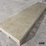Matériau de construction Résine Stone 100% Pure Acrylic Solid Surface Sheet