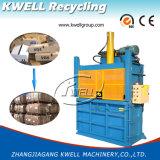 Máquina de embalaje del papel usado/empaquetadora vertical de la prensa/prensa hidráulica