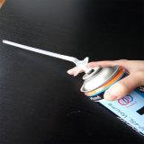 Tipo blanco espuma del arma del color de poliuretano