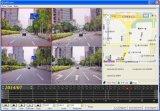 Canal 4 1080P HD DVR coche 3G/4G/GPS DVR para taxi, autobús, barco, tren, Depósito, coche de la policía usa
