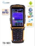Scanner tenu dans la main mobile androïde du code PDA de Tousei Ts-901 Qr