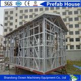 Modularer beweglicher vorfabrizierter moderner Haus-vorfabriziertbehälter