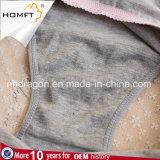 Les constructeurs vendent des culottes en gros de triangle de jeunes filles de sous-vêtements de dames de coton d'impression