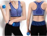 Yoga resistente a las sacudidas ajustable completada Pantys de Panty del deporte de las señoras de la tapa del tanque