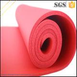 Couvre-tapis confortable de gymnastique de yoga de l'assurance commerciale NBR