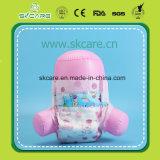 快適な速い赤ん坊のおむつの中国の終夜の製造業者のために乾燥する
