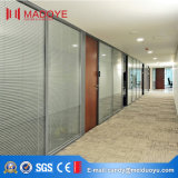 Puerta de cristal aislador de la partición de la oficina de Shenzhen